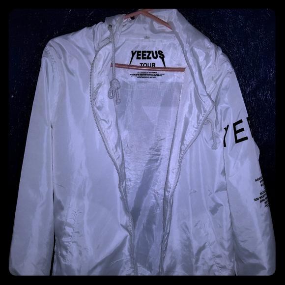 199531d8c Kanye West Tour 3 YEEZY Windbreaker Jacket
